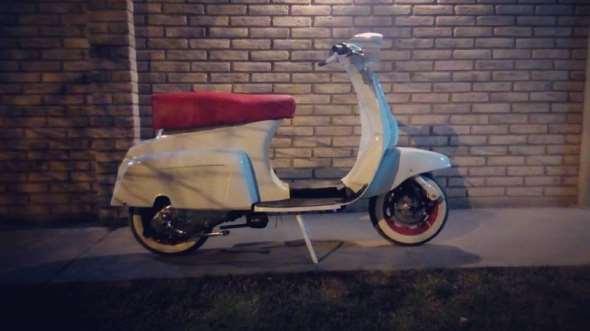 Moto Lambretta Cento