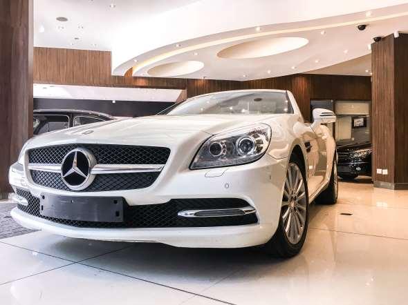 Auto Mercedes Benz SLK250