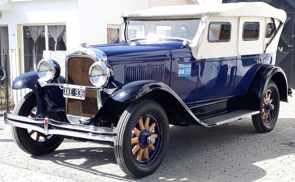 Auto Chevrolet Pontiac 1928
