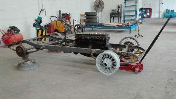 Auto Baquet Racer