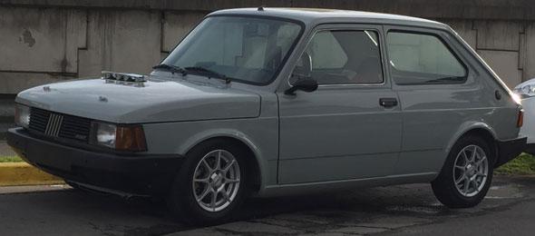 Auto Fiat 147 Vivace