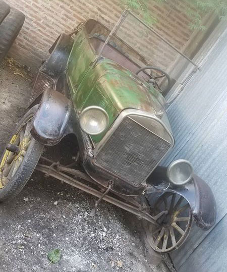 Auto Ford T 1926