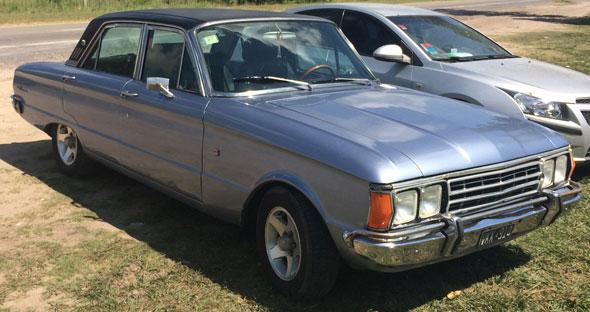 Auto Ford Falcon Futura SP
