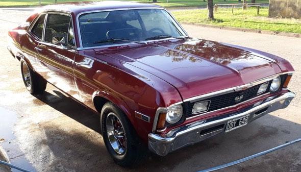 Auto Chevrolet 1978