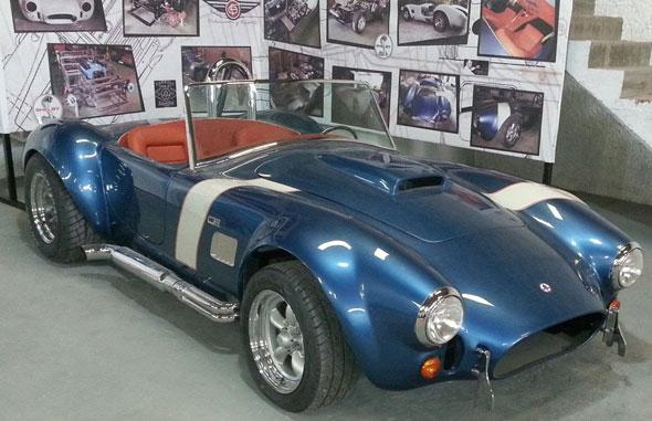 Auto Ford Cobra