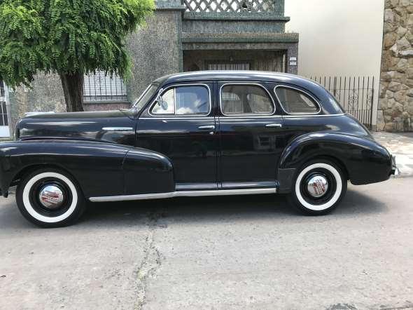 Auto Chevrolet Fleetmaster 1947
