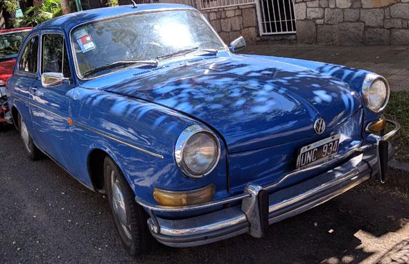 Auto Volkswagen 1600TL