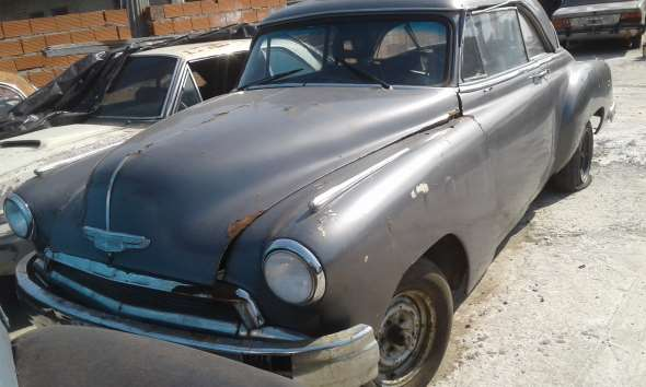 Auto Chevrolet Bel Air