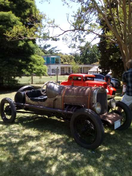 Auto Ford A Baquet 1929