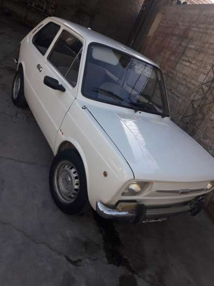 Auto Fiat 1980