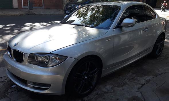 Auto BMW 125i