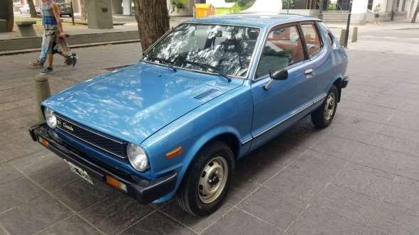 Auto Daihatsu XTE Charade 1979