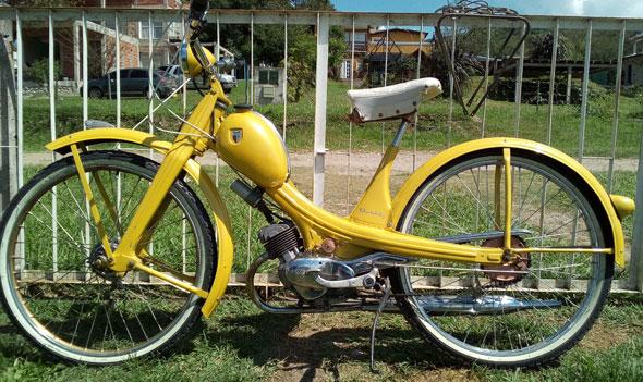 Moto NSU Quicky