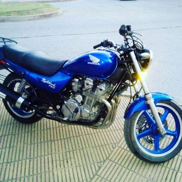 Moto Honda Nighthawk 750 1993