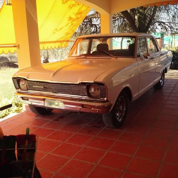 Auto Chevrolet 1971 Special