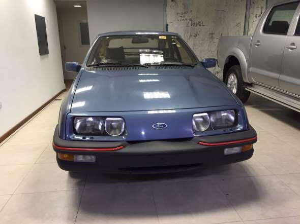 Auto Ford Sierra XR4