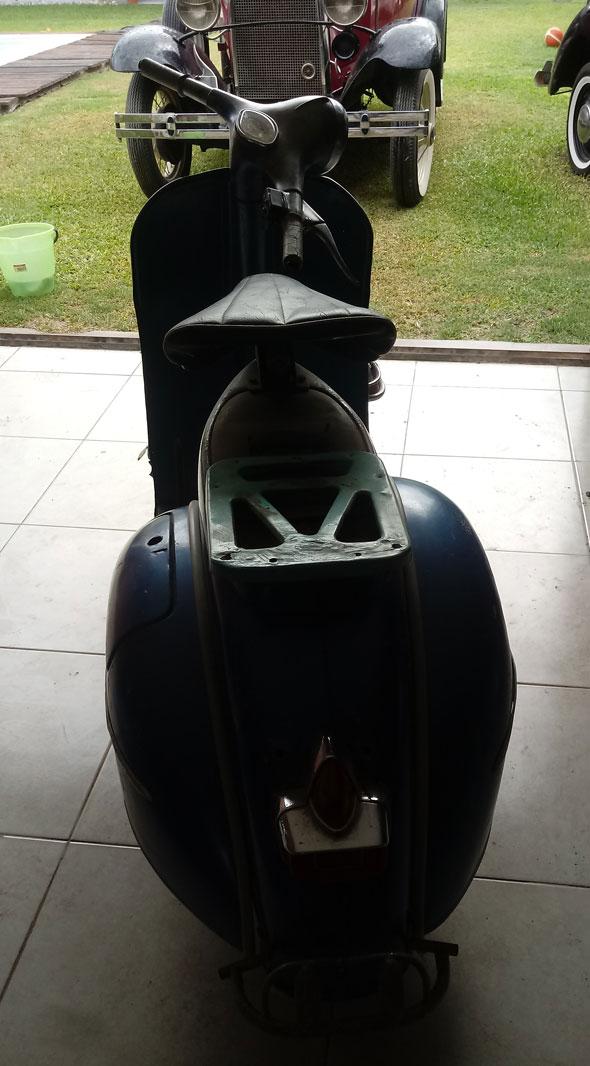 Moto Vespa Sprint