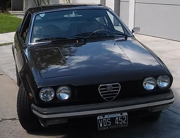 Auto Alfa Romeo Mille Migla