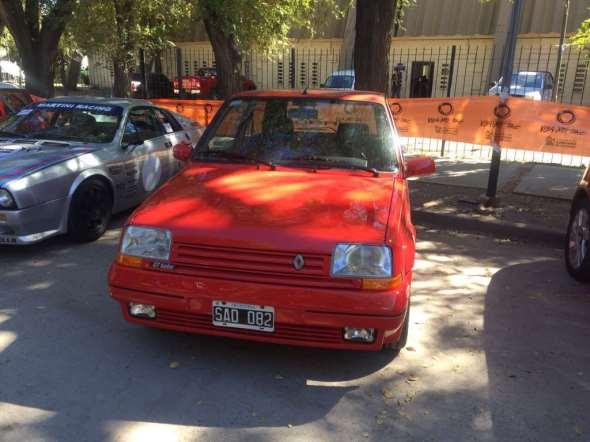 Auto Renault 5 GT Turbo