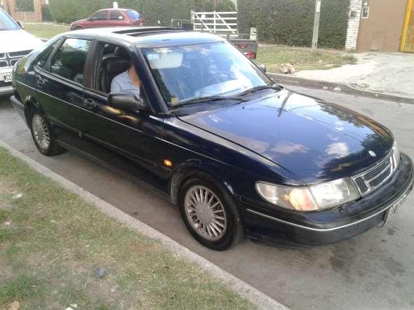 Auto Scania Saab 1997