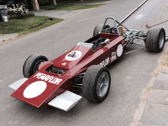 Auto Lotus 1961
