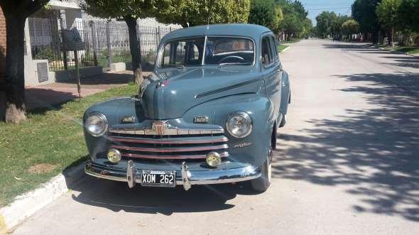 Auto Ford 1946