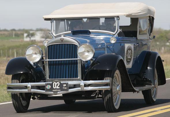 Auto Hudson Sport Phaeton