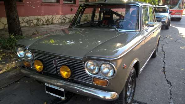 Auto Fiat 1500 Berlina