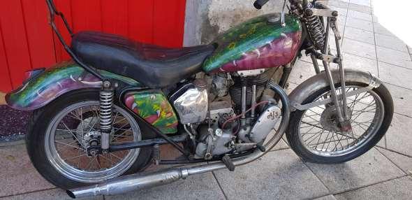 Moto AJS 350