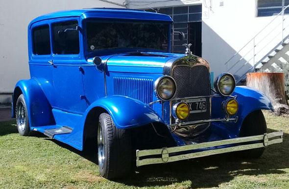 Auto Ford A 1931 Tudor