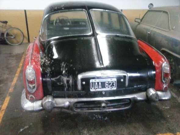 Auto Tatra 603