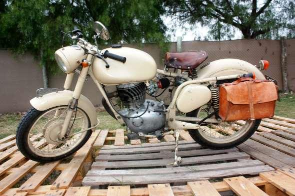 Moto Gilera 1969