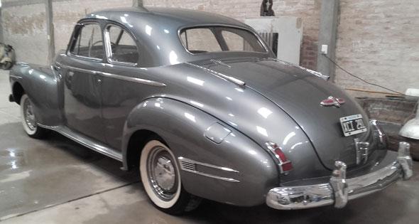 Auto Buick 1941