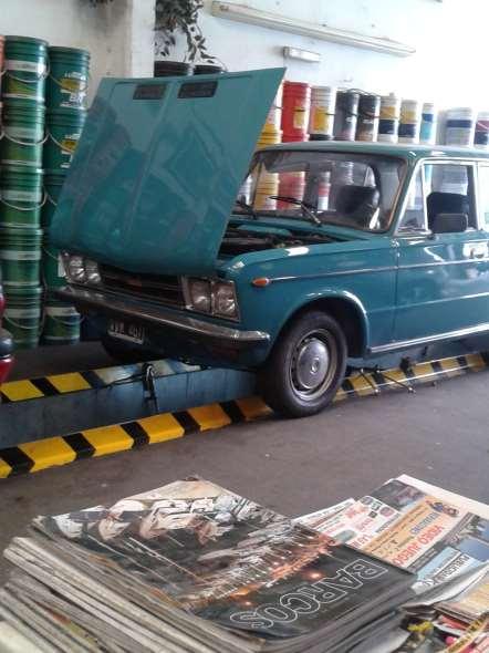 Auto Fiat 125