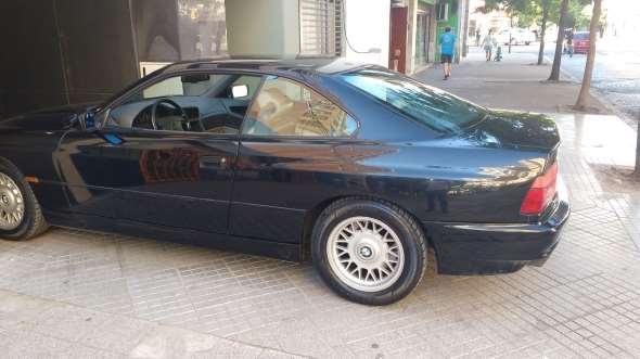 Auto BMW 850 I