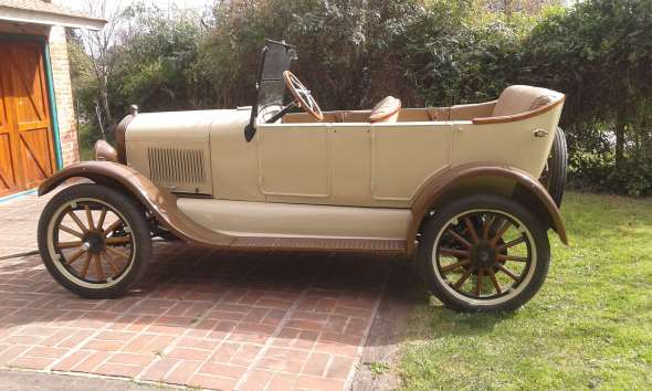 Auto Ford T Touring 1926