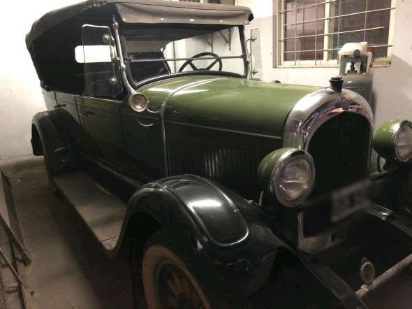 Auto Chrysler 1928