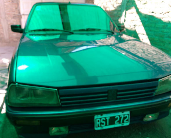 Auto Peugueot 505 SRI