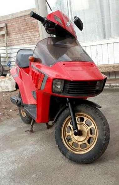 Moto Honda Beat