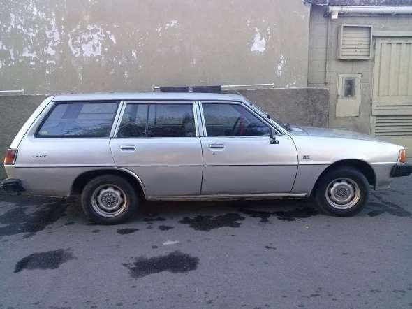Auto Mitsubishi Galant