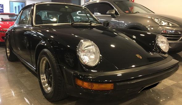 Auto Porsche 911 S