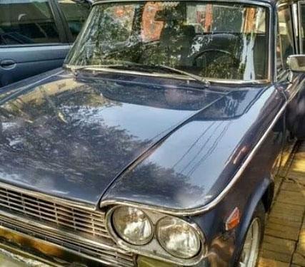 Auto Fiat 1500 1969