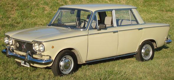 Auto Fiat 1500 1964