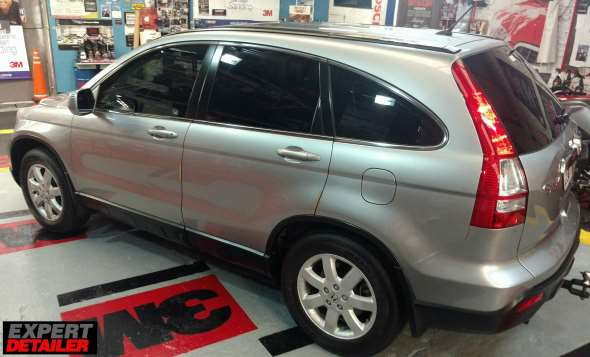Auto Honda CRV 4WD