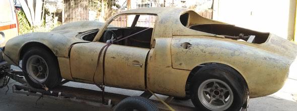 Auto Renault Andino GT