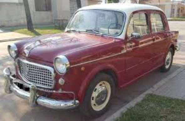 Auto Fiat 1100