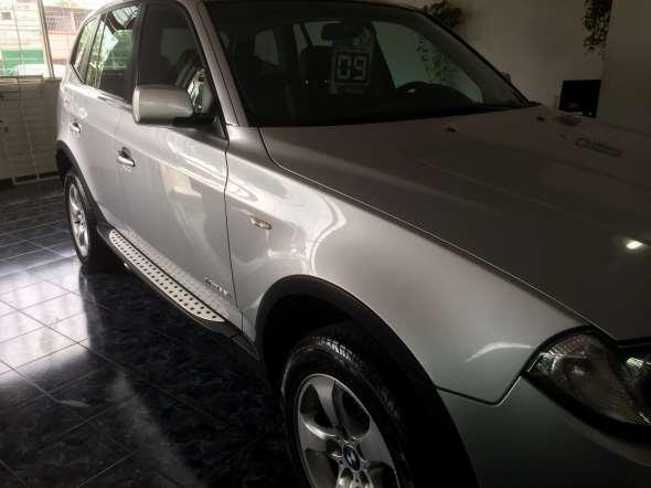 Auto BMW X3 2,5 Si E83