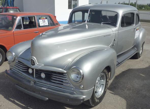 Auto Hudson Six 1947