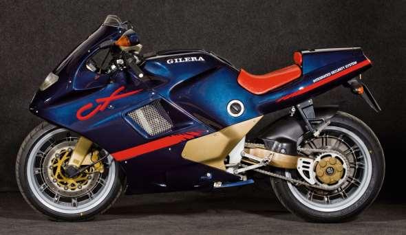 Moto Gilera CX 125