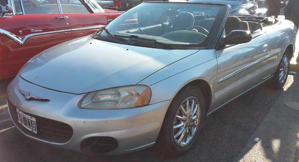 Auto Chrysler Sebring